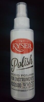 Kyser  Polish KDS-500 Gitarre Politur 118ml Dr. Stringfellow