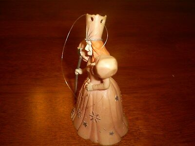 "1987 ""Glinda"" GOOD WITCH of the NORTH Figurine ~Lowe's MGM/Turner Entertainment"