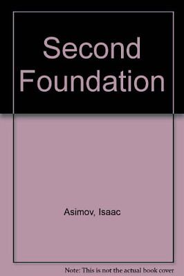 USED (LN) Second Foundation (Foundation Novels) by Isaac Asimov