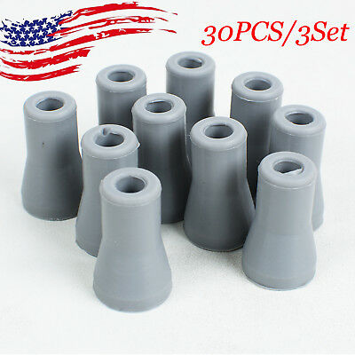 3Bag-30*Dental Oral SE Saliva Ejector Replacement Rubber Valve Snap Tip Adapter