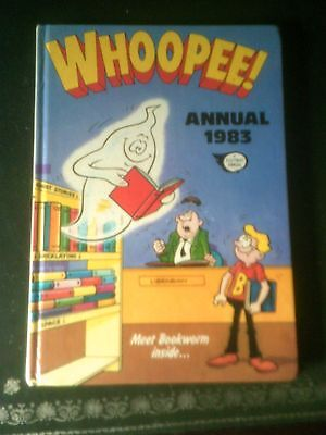 Whoopee! Annual 1983, Published 1982, Vintage Book