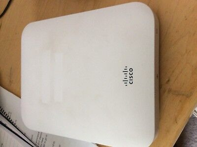 CISCO MERAKI MR18 Dual-Band Cloud-Managed Wireless Network Access Point  MR18-HW