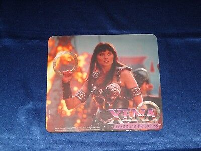 VERY RARE Xena (Lucy Lawless) OFFICIALLY LICENSED Mouse Pad
