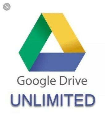 Lot of 2 Unlimited Cloud on Google Team Drive Work and share Unlimited data