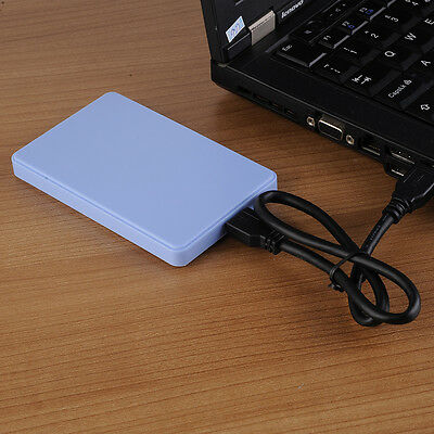 2.5'' USB 3.0 WIFI SATA HDD Case External Hard Drive Enclosure NAS Network Share