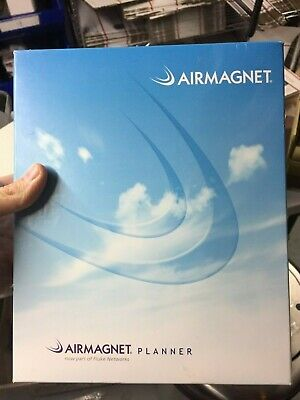 Fluke Networks AM/A4012 AirMagnet Planner Software with license