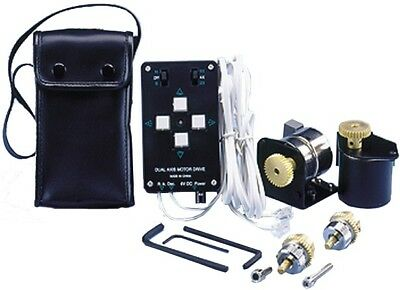 SkyWatcher Dual-Axis Motor Drive For EQ-5 Mount With Handset 20463 ( UK Stock )