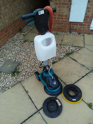 "Truvox Orbis Compact 11"" Rotary Floor Polisher, Scrubber, Carpet Shampoo Machine"