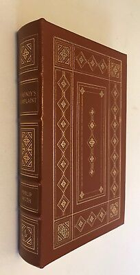 EASTON PRESS Philip Roth PORTNOY'S COMPLAINT Great Books 20th Century LEATHER