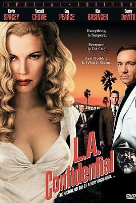 L.A. Confidential (DVD, 1998)