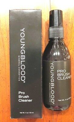 Youngblood Brush Cleaner 4 oz Authentic