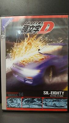 "Initial D - Battle 14: ""Extra Stage"" - Anime DVD"