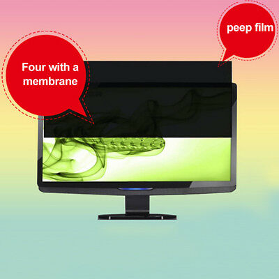 11/13.3/14/15inch Privacy Anti-Spy Screen Protective Film For Laptop PC Gracious