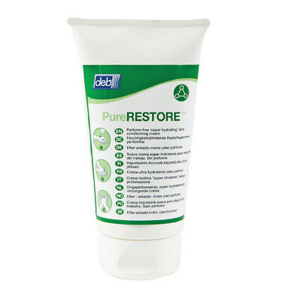 Deb Pure Restore 100ml After Work Conditioning Hand Cream (Pack of 12) RES150ML