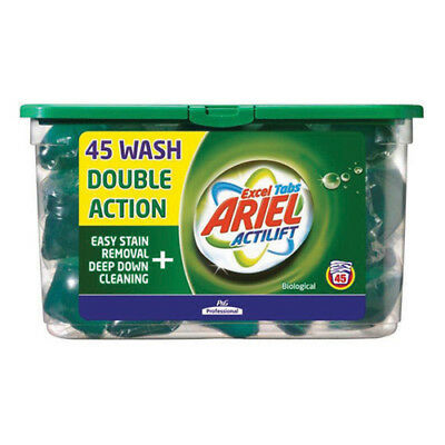 Ariel Tub Liquitabs 5410076361281 (Pack of 135)