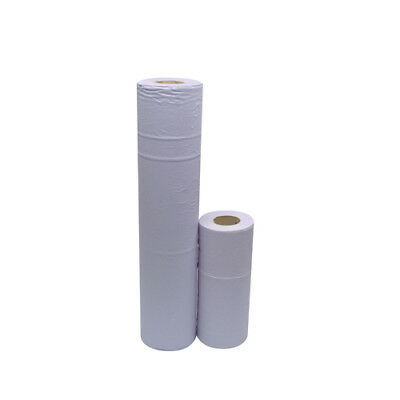 2Work Blue 2 Ply Hygiene Roll 10 Inch (Pack of 24) KF03806