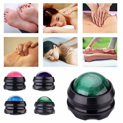Massage Roller Ball Massager Body Therapy Foot Hip Back Relaxer Stress Release A