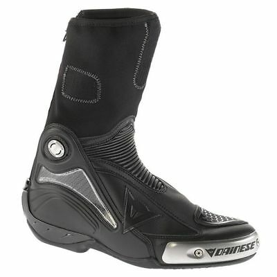 CHEAP Dainese R Axial Pro In Race Motorcycle Motorbike Track Boots Black   EU42