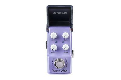 Joyo JF-322 Wow Wah Auto Electric Guitar Single Effect