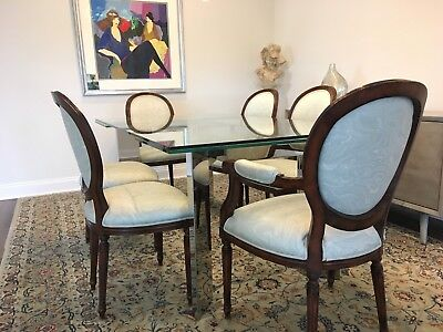 Dining Room Chairs - Entire set of 6 chairs (4 Chair Minimum Purchase For Less)