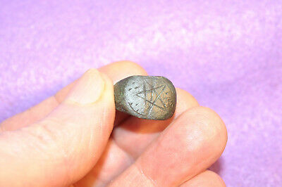 "Genuine Extremely Rare Ancient Druid ""majik"" Ring!"