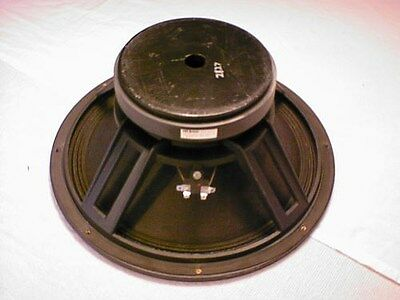 "CSP Pro 15"" Woofer LV3 134697 138 600w 8ohm Subwoofer PA Audio 15LV3 Made in USA"