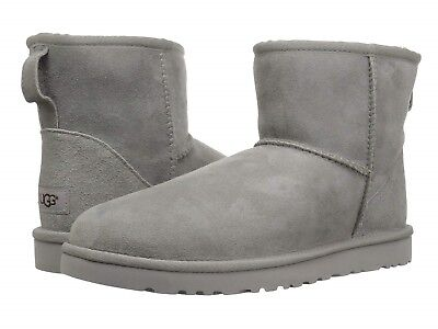 2fe9557b8ba MEN UGG CLASSIC Mini Boot 1002072 Black Twinface 100% Original Brand ...