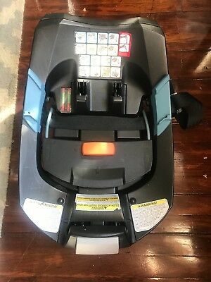 Cybex Aton 2 & Aton Q Car Seat Base - Black / Great Used Condition!