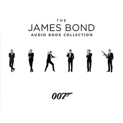 """Ian Flemings James Bond Audio Book Collection """"FAST DELIVERY"""" DOWNLOAD"""