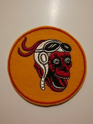 Wwii/ww2 Us Air Force Patch 367Th Bomber Squadron Original Usaf Rare