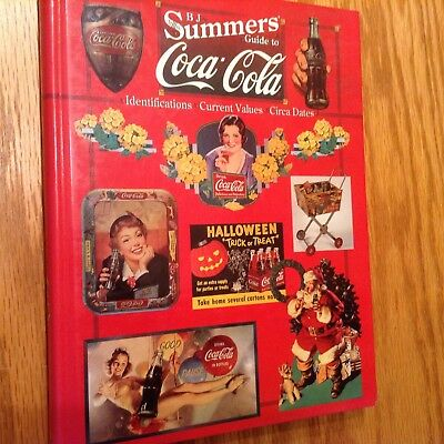 Bj Summers Coca Cola Price Guide