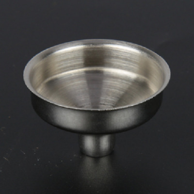 5pcs Stainless Steel Funnel Filler for All Kinds of Hip Flasks Whiskey Wine Pots