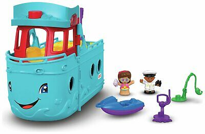 Fisher-Price: Travel Together Friend Ship