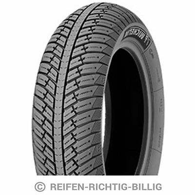 MICHELIN Rollerreifen 130/70-12 62P City Grip Winter Rear RF M/C