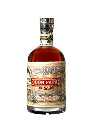 Don Papa Rum 7Y Cl70  Idea Regalo Filippine Rhum Run Ron 7 Anni