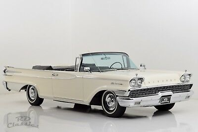 1959 Mercury Park Lane  1959 Mercury Parklane Convertible / Very Rare!