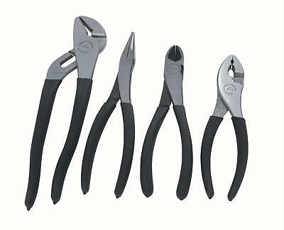 Craftsman 945411 Pliers Arc-Joint Diagonal Cutting Long Nose Slip Joint Set of 4