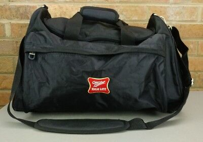 Miller High Life Gym Carry On Duffle Bag With Padded Strap by Gear for Sports