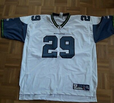 Seattle Seahawks Trikot Earl Thomas,  Reebok, 2XL, Superbowl, NFL