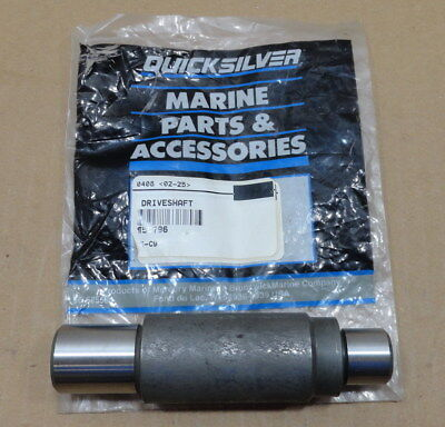 Genuine Brand New Mercury Mercruiser Quicksilver Driveshaft 55796