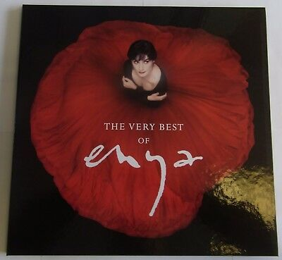 The Very Best Of Enya. VINYL ,Audio CD & Photographic Book. Collectable.New
