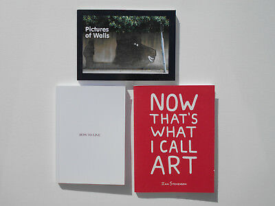 3 Books Of... Pictures On Walls +++ ;) Collectors