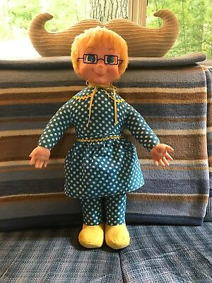Mrs Beasley 1967 By Mattel Restored To Talk And Cleaned