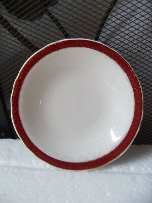 "Royal Grafton ""Majestic Maroon"" Small Bowl"