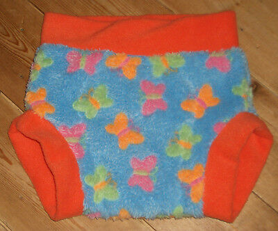 Snuggleblanks XL Fleece nappy soaker / cover for washable reusable nappies