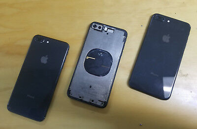 iPhone 8 plus Cracked Back Glass Broken Cover Repair Service OEM