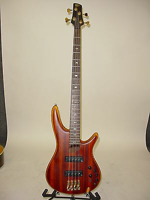 Ibanez SR4XXV Limited Edition 4-String Bass w/ Gig Bag TUNER & CABLE