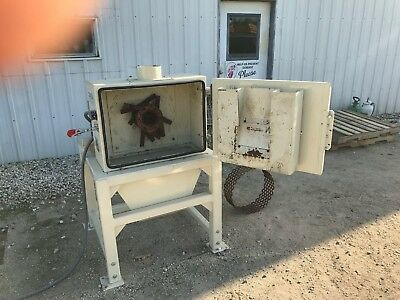 """Colorado Mill equipment ECO-HMS Hammermill with 30HP Motor and 1"""" Screen"""
