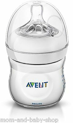 PHILIPS AVENT NATURAL BABY FEEDING BOTTLE ANTI COLIC TEAT NIPPLE 4/ 9/ 11 oz
