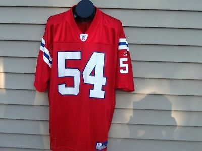 NFL throwback Reebok New England Patriots throwback jersey Tedy Bruschi sz  XL a87fb6301